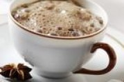 Chocolat chaud à la badiane