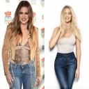 Khloe Kardashian - perte de poids spectaculaires des stars