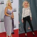 Christina Aguilera - perte de poids spectaculaires des stars