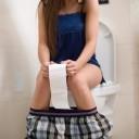 ne pas s'essuyer de l'arrière vers l'avant après avoir uriné - erreurs d'hygiène intime