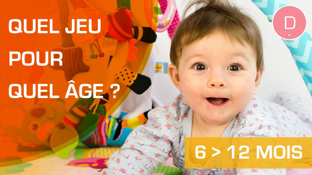 quels jeux et jouets pour un enfant de 6 12 mois une vid o psychologie doctissimo. Black Bedroom Furniture Sets. Home Design Ideas