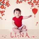 Li-Na - prénom chinois fille