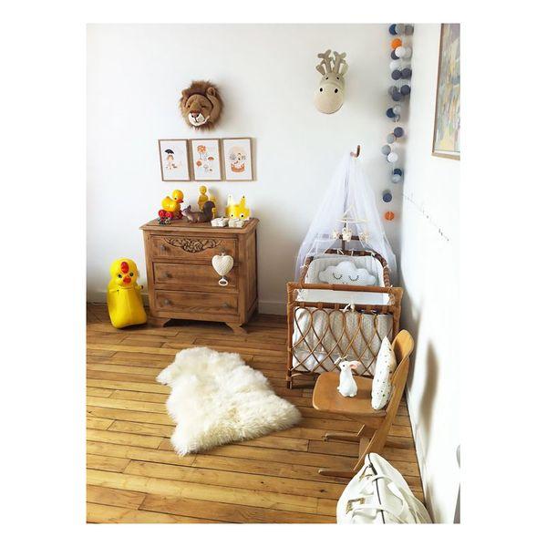 Les plus belles chambres de b b doctissimo diaporama grossesse doctissimo for Les accessoire chambre bebe oran