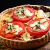 Quiche aux tomates