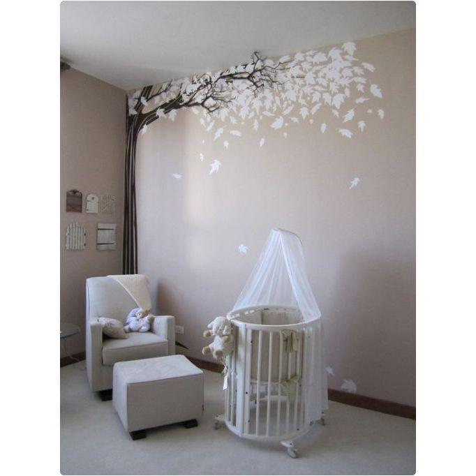 La chambre de b b sticker arbre les plus belles chambres de b b rep r es sur pinterest for Les accessoire chambre bebe oran
