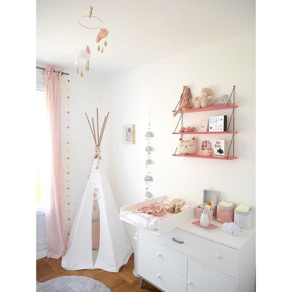 La chambre de b b tipi les plus belles chambres de b b for Les plus belles chambres de bebe