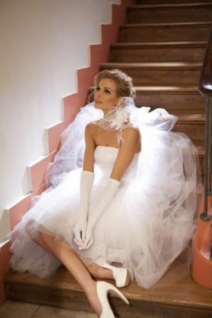 Diaporamas > Diaporama Beauté > Robes de mariée courtes : 80 ...