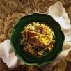 Cabillaud de norvège (skrei) poêlé en marinière de coquillages au basilic