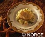 Cabillaud de norvège (skrei) aux endives