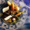 Le balluchon de cabillaud de norvège (skrei) rôti au four et son navarin de légumes