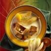 Filet de cabillaud de norvège (skrei) au beurre noisette acidulé et câpres, endivettes au suc d'orange
