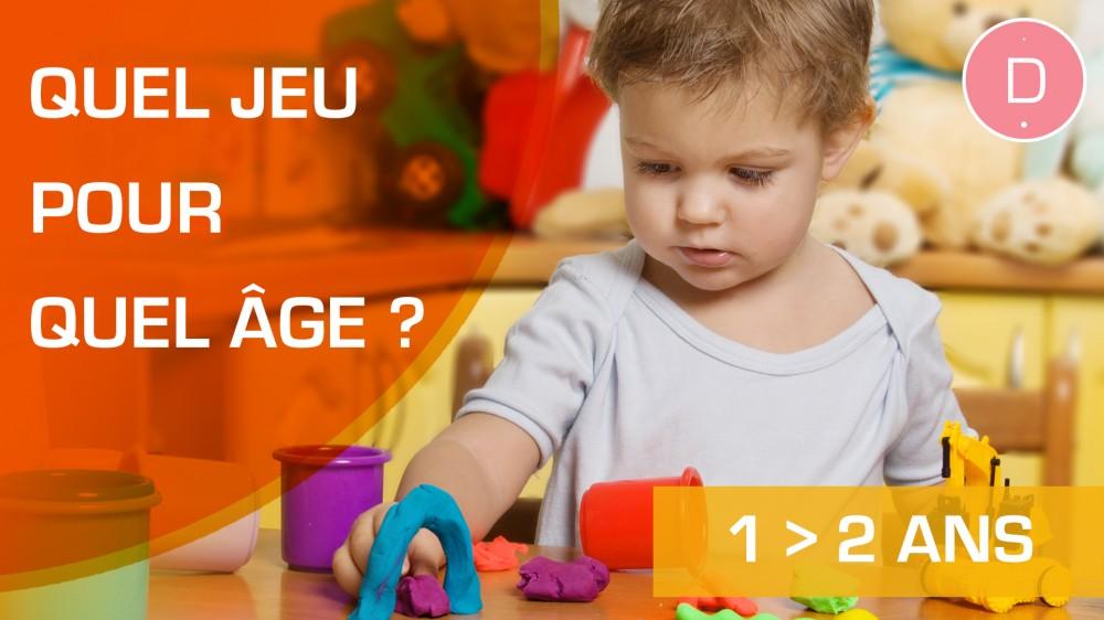 quels jeux et jouets pour un enfant de 1 2 ans une vid o psychologie doctissimo. Black Bedroom Furniture Sets. Home Design Ideas
