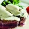 Filet de boeuf « limousin » aux huîtres de marennes oléron