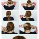 coiffure facile 1