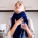 Un gargarisme à l'argent colloïdal - remède naturel contre la toux