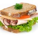 sandwich au goûter - astuces pour un goûter léger