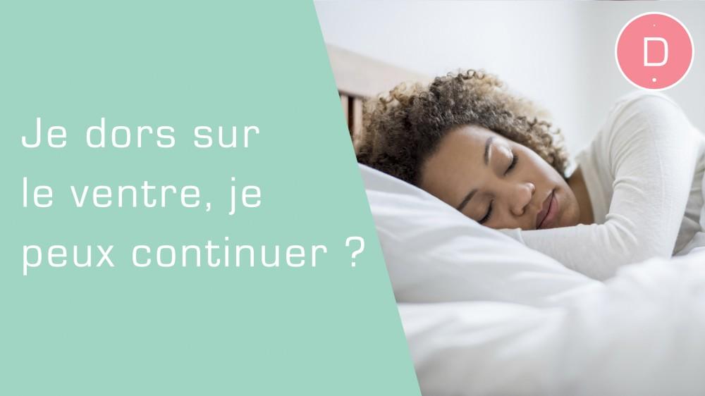peut on dormir sur le ventre quand on est enceinte une. Black Bedroom Furniture Sets. Home Design Ideas