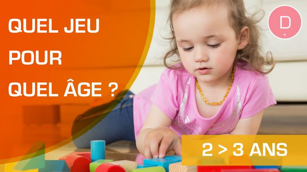 quels jeux et jouets pour un enfant de 2 3 ans une vid o psychologie doctissimo. Black Bedroom Furniture Sets. Home Design Ideas