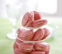 macarons-a-la-fraise