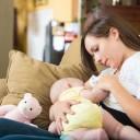 Bébé s'apaise avec les soins routiniers