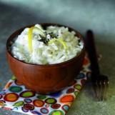 Céleri râpé sauce moutarde et fromage blanc