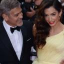 Amal Clooney - stars enceintes en 2017