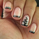 nail art neige