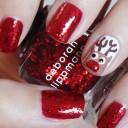 deco noel nail art
