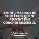 citation amitié Jules Renard
