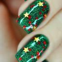 art nail noel