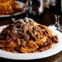 spaghetti au ragu alla Bolognese
