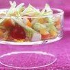 Salade de surimi à la pomme verte