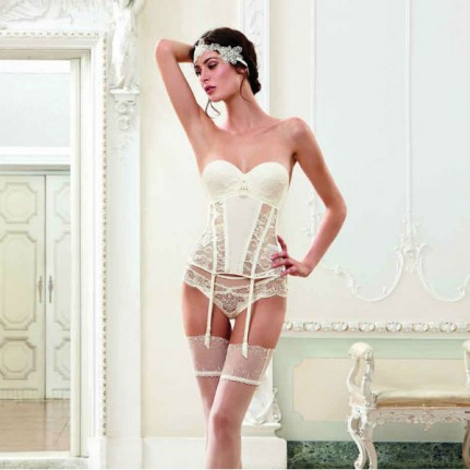 lingerie mariage lingerie de mariage diaporama beaut doctissimo - Guepire Mariage