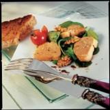 Foie gras confit au sel de guérande