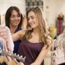 rituels familiaux - shopping mere fille