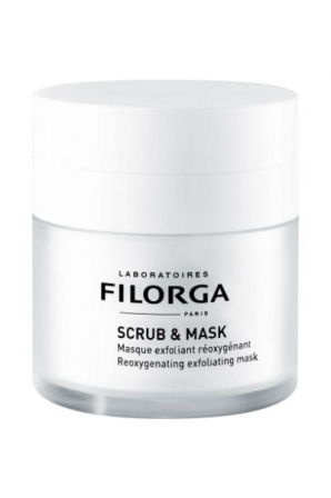 bonne mine masque exfoliant reoxygenant scrub mask filorga diaporama beaut doctissimo. Black Bedroom Furniture Sets. Home Design Ideas