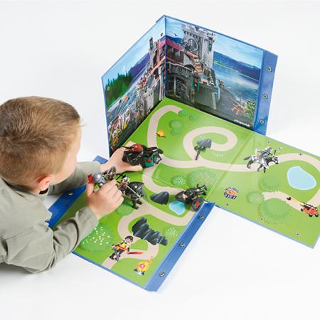 boite de rangement playmobil jouet de no l doctissimo diaporama famille doctissimo. Black Bedroom Furniture Sets. Home Design Ideas