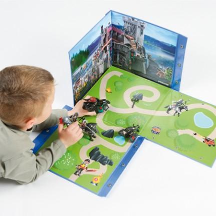 Boite de rangement playmobil jouet de no l doctissimo - Rangement pour playmobil ...