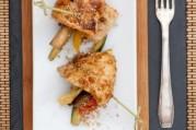 poulet-au-miel-et-au-citron