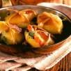 Paupiettes de pommes de terre au bacon et à l'emmentaler aoc suisse