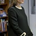 Kate manteau noir et blanc