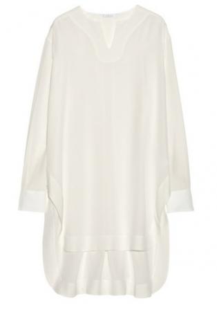 Souvent Tunique longue blanche femme - Irrésistible mode XR22