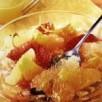 Soupe d'agrumes au sirop de gingembre