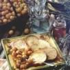 Brioche perdue aux mirabelles de lorraine compotées au miel