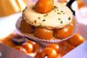 Macarons aux mirabelles de lorraine