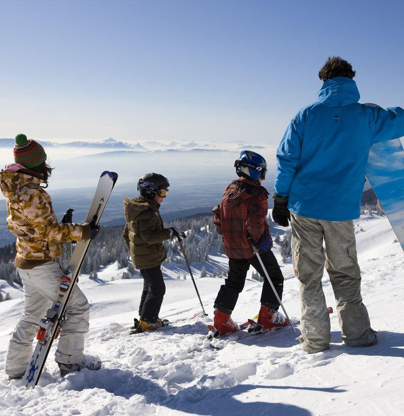 s jours au ski pas chers en famille nos bons plans diaporama famille doctissimo. Black Bedroom Furniture Sets. Home Design Ideas