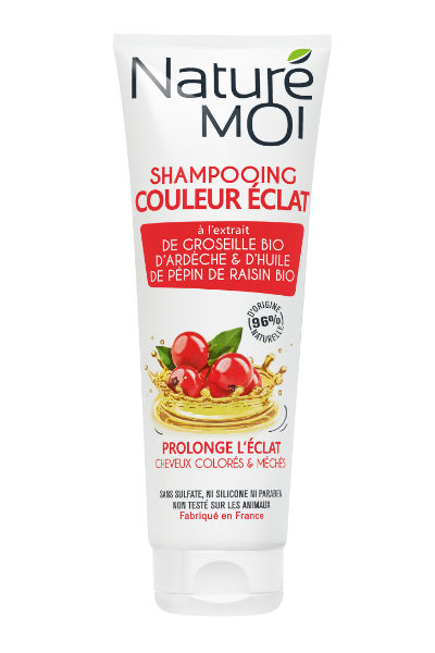 shampoing shampoing couleur eclat natur moi diaporama beaut doctissimo - Shampoing Bio Cheveux Colors