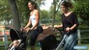 Fitness Poussette : L'échauffement