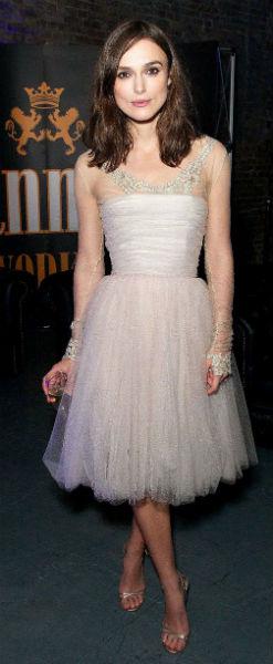 Robe de mariée star : la robe de mariée de Keira Knightley ...