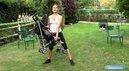 Fitness Poussette : Porté de poussette